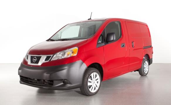 013 Nissan NV200 Cargo Van